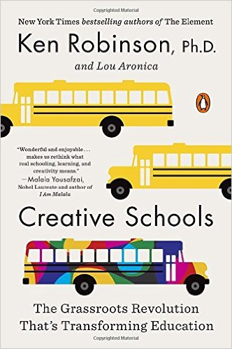Do schools kill creativity essay
