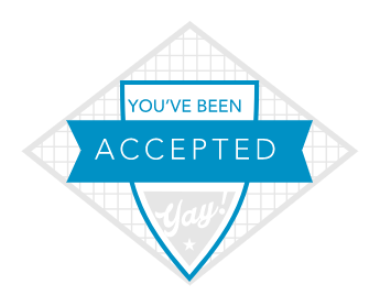 You've been Accepted PHD